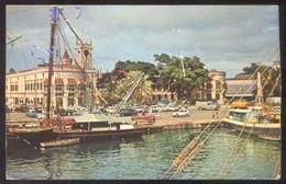 Barbados. Careenage, Bridgetown. Circulada - Barbados