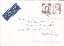 ROMA TO BUENOS AIRES CIRCA 2000s AIRMAIL - BLEUP - 6. 1946-.. Republic