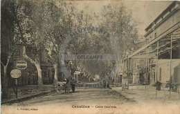 /! 2391 - CPA/CPSM - 84 : Cavaillon : Cours Gambetta - Cavaillon