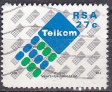 Sud Africa, 1991 - 27c Telkom - Nr.809 Usato° - Sud Africa (1961-...)