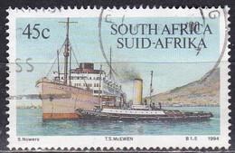 Sud Africa, 1994 - 45c TS McEwewn - Nr.886 Usato° - Sud Africa (1961-...)