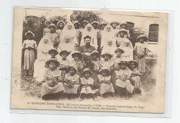 Afrique - Togo école Professionnelle De Lomé Du Vicariat Apostolique Mgr Cassou Les Soeurs Les Internes - Togo