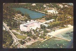 Nassau. *The Montagu Beach Hotel* Escrita. - Bahamas