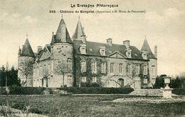 CHATEAU DE KERGRIST - Francia