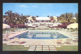 The Bahamas Islands. *The Fabulous Ocean Club...* Escrita. - Bahamas