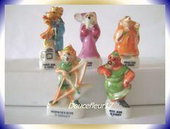 Robin Des Bois ...Lot De 5 ... Ref : AFF : 21-1997...(pan 002) - Disney