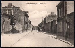 A9563 - Pont Faverger - Pontfaverger-Moronvilliers - M. Wolf Leipzig TOP - Reims