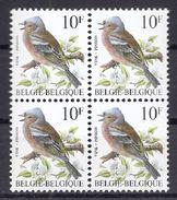 BELGIE * Buzin * Nr 2351 * Postfris Xx * WIT  PAPIER - GROENE GOM - 1985-.. Vögel (Buzin)