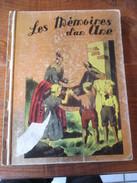 Les MEMOIRES D'un ÂNE - D'après LA COMTESSE DE SEGUR - Année 1950 - Livre De 52 Pages - Voir Les 12 Photos - Non Classés
