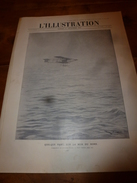 1910 L'ILLUSTRATION:Expéd. Japonaise Pôle-Sud;Ecole Brieux Au Tonkin;Chantiers-New-York;Tirs D'honneur De La Marine;etc - Journaux - Quotidiens