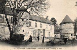 02 Villers Cotterets. Chateau De Noue - Villers Cotterets