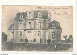 37 VARENNES STATION SANITAIRE DES BRANDELLES - Autres Communes