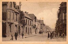 02  Origny Sainte Benoite. La Rue Pasteur - Other Municipalities