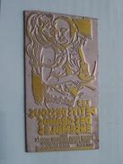 LES PETITS DESSOUS DE GRANDS ENSEMBLES ( Drukplaat ) Un Film De Christain Chevreuse ( +/- 5,5 X 10 Cm.) ! - Merchandising