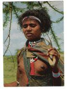 Ethiopia - Ethiopie - Africa - Femme - Nue Girl - Woman - Frau - Erotic - Erotik - Nackt - Nice Stamp - Äthiopien