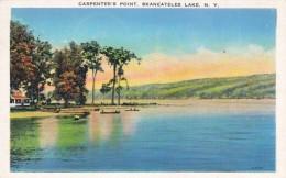 New York Skaneateles Lake Carpenter's Point