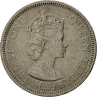 Mauritius, Elizabeth II, Rupee, 1975, TTB, Copper-nickel, KM:35.1 - Mauritius