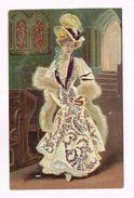 Dame Au Chapeau - Lady In A Hat - Costumes