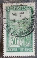 MADAGASCAR - Colonie Française - YT N°158 - Oblitéré - 1927/28 - Madagascar (1889-1960)