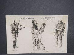 MILITARIA - Carte Humoristique Sur Staline Et Hitler En 1940 -  L 10529 - Guerre 1939-45