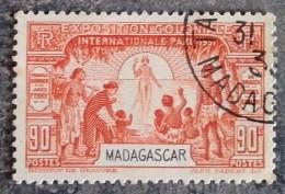 MADAGASCAR - Colonie Française - YT N°181 - Oblitéré - 1931 - Madagascar (1889-1960)