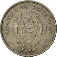 Seychelles, Rupee, 1997, British Royal Mint, TTB, Copper-nickel, KM:50.2 - Seychelles