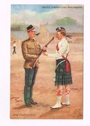 THE ARGYLL AND SUTHERLAND HIGHLANDERS - United Kingdom - Scottish Soldiers- Drill Instruction - Costumes
