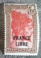MADAGASCAR - Colonie Française - YT N°249 - Neuf - 1942 - Neufs