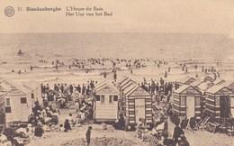 31 - Blankenberghe - L'Heure Du Bain - Het Uur Van Het Bad -1931 - Blankenberge