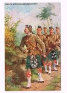 THE ARGYLL AND SUTHERLAND HIGHLANDERS - United Kingdom - Scottish Soldiers - Costumes