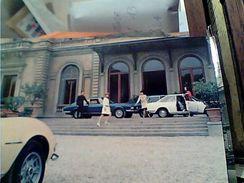CONGRESSI  FIRENZE AUTO CAR 1975 Fiat DINO E Altre N1975 GL19447 - Firenze
