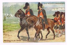 THE SEAFORTH HIGHLANDERS - United Kingdom - Scottish Soldiers - Costumes