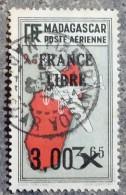 MADAGASCAR - Colonie Française - YT Aérien N°53 - Oblitéré - 1942 - Poste Aérienne
