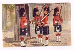 THE BLACK WATCH - United Kingdom - Scottish Soldiers - Costumes