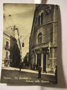 Trapani / Via Garibaldi 1954 - Trapani