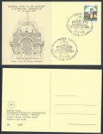 1981 ITALIA CARTOLINA SPECIALE TRIESTE EUROPA CLUB - K - 6. 1946-.. Repubblica