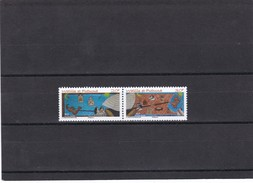Wallis Y Futuna Nº 683 Al 684 - Wallis Y Futuna