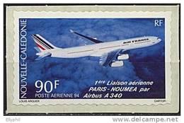 Nelle Calédonie, PA N° 311** Y Et T - Airmail