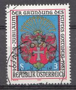 Autriche 1983  Mi.Nr: 1737  900.Jahre Stif Göttweig  Oblitèré / Used / Gebruikt - 1981-90 Afgestempeld