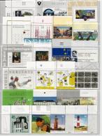 MG46) GERMANY 2007 -ANNATA COMPLETA -tutta Bordo Di Foglio Deutsche Post MNH** - [7] Repubblica Federale
