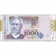 TWN - HAITI 278f - 1000 1.000 Gourdes 2015 250th Ann. Of The Founding Of Port-au-Prince - Prefix CH UNC - Haiti