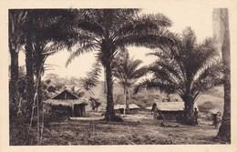 Mission Des RR PP Jesuites, Congo Belge, Coin De Village (pk40652) - Belgisch-Kongo - Sonstige