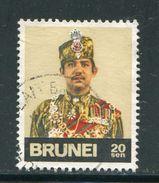 BRUNEI- Timbre Oblitéré - Brunei (1984-...)