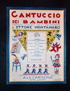 Musica Spartiti - Cantuccio Dei Bambini - 6 Bozzetti Musicali Per Pianoforte - Vecchi Documenti