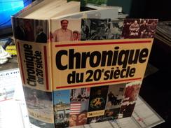 CHRONIQUE DU 20° SIECLE. 1992. SELECTION DU READER S DIGEST PAVE HISTORIQUE - History