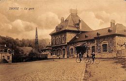 Trooz - La Gare (animée, Th. Van Den Heuvel) - Trooz