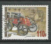 Nieuw-Caledonie, Yv 970 Jaar 2006, Gestempeld, Zie Scan - Nouvelle-Calédonie