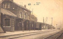 Ougrée - La Gare (petite Animation, Légia, 1924, Maison Gérard) - Seraing