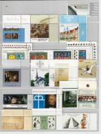 MG47) GERMANY 2008 -ANNATA COMPLETA -tutta Bordo Di Foglio Deutsche Post MNH** - [7] Repubblica Federale