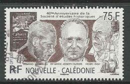 Nieuw-Caledonie, Yv 1079 Jaar 2009,   Gestempeld, Zie Scan - Nouvelle-Calédonie